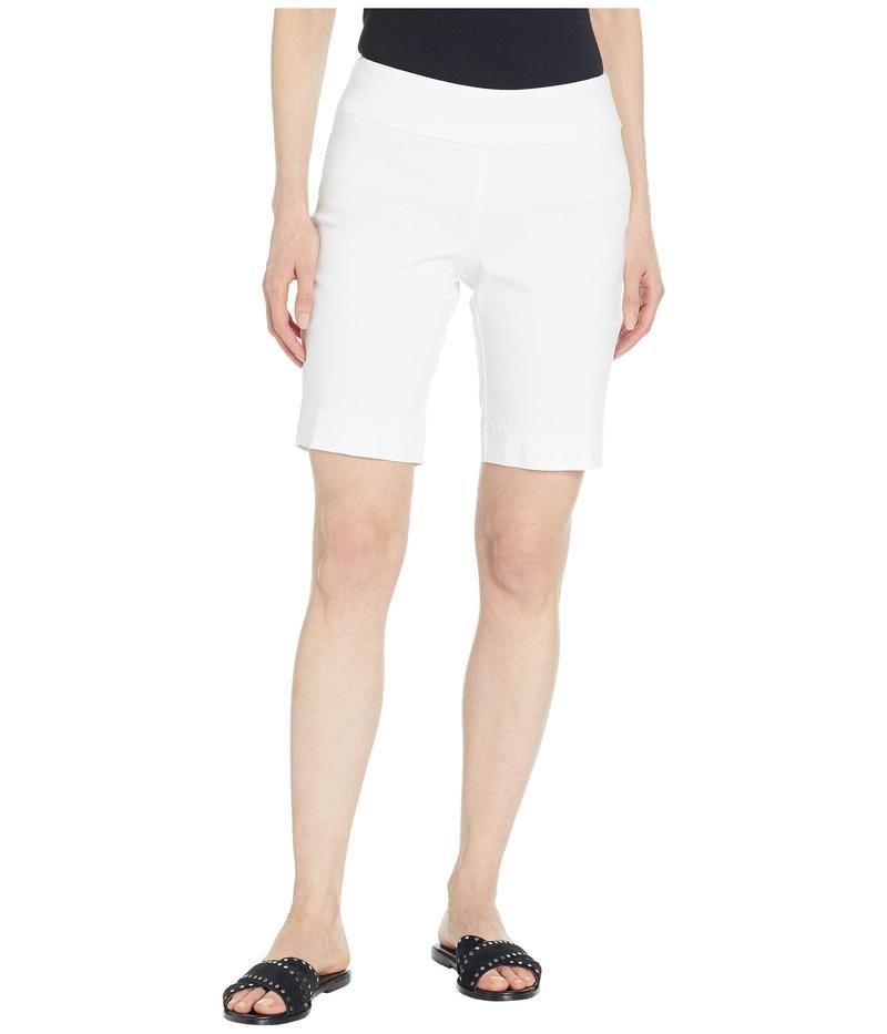 クレイジーラリー レディース ハーフパンツ・ショーツ ボトムス Pull-On Shorts White