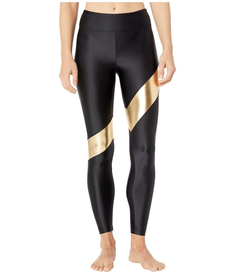 コラール レディース カジュアルパンツ ボトムス Aello High-Rise Energy Leggings Black/Luster