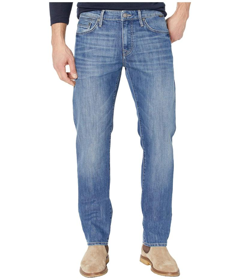 マーヴィ ジーンズ メンズ デニムパンツ ボトムス Zach Straight Leg in Dark Indigo Stanford (Zappos Exclusive) Dark Indigo Sta