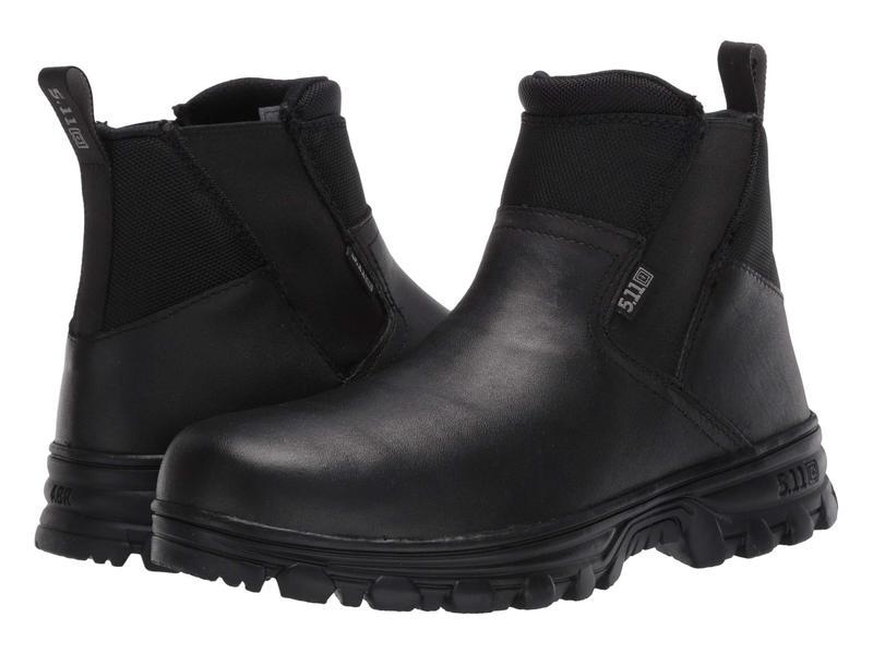 5.11 タクティカル メンズ ブーツ・レインブーツ シューズ Company 3.0 Boot Black