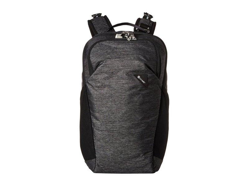 パックセーフ レディース バックパック・リュックサック バッグ Vibe 20 Anti-Theft 20L Backpack Granite Melange