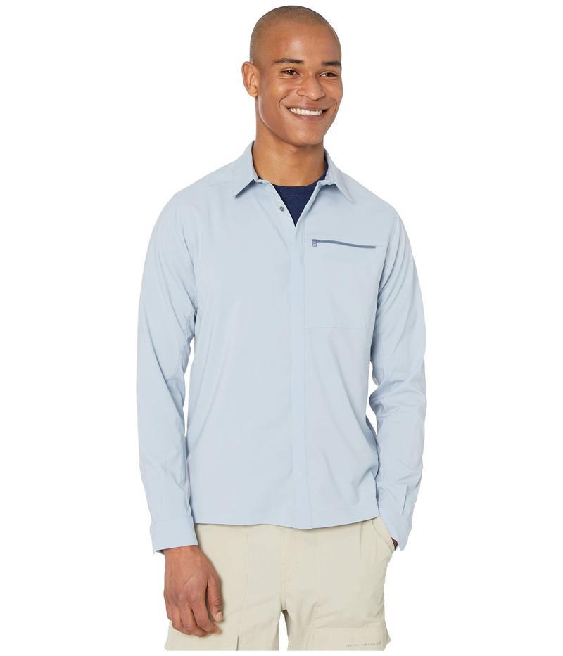 アークテリクス メンズ シャツ トップス Skyline Long Sleeve Shirt Aeroscene