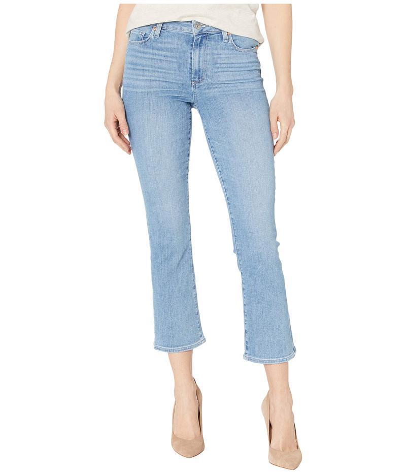 ペイジ レディース デニムパンツ ボトムス Colette Crop Flare Jeans in Jukebox Distressed Jukebox Distres