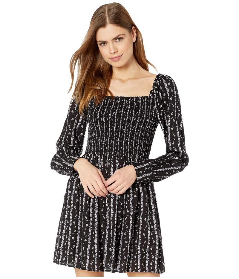 ペイジ レディース ワンピース トップス Palmetto Dress Black/Granite