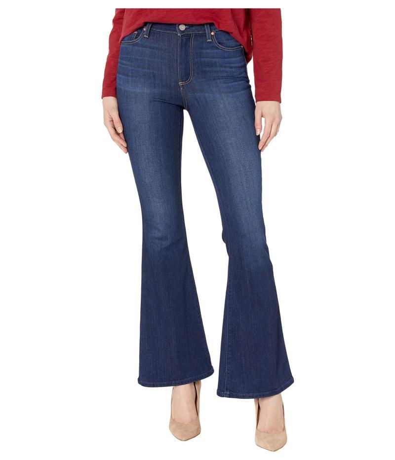 ペイジ レディース デニムパンツ ボトムス High-Rise Bell Canyon Petite Jeans in Dion Dion