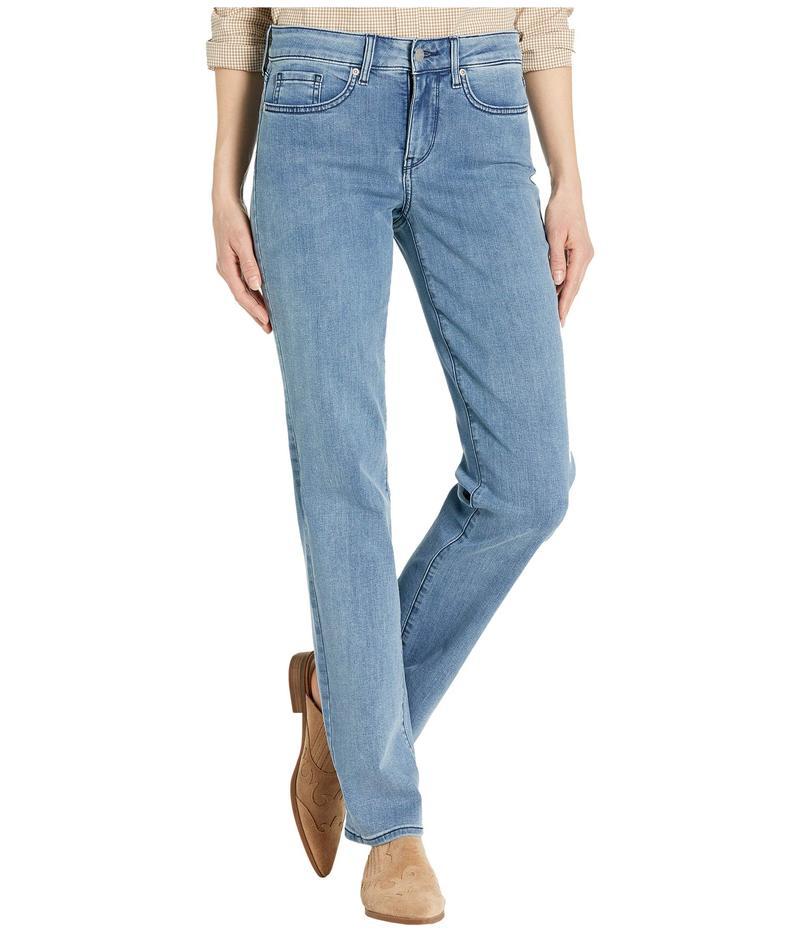エヌワイディージェイ レディース デニムパンツ ボトムス Marilyn Straight Jeans in Delray Delray