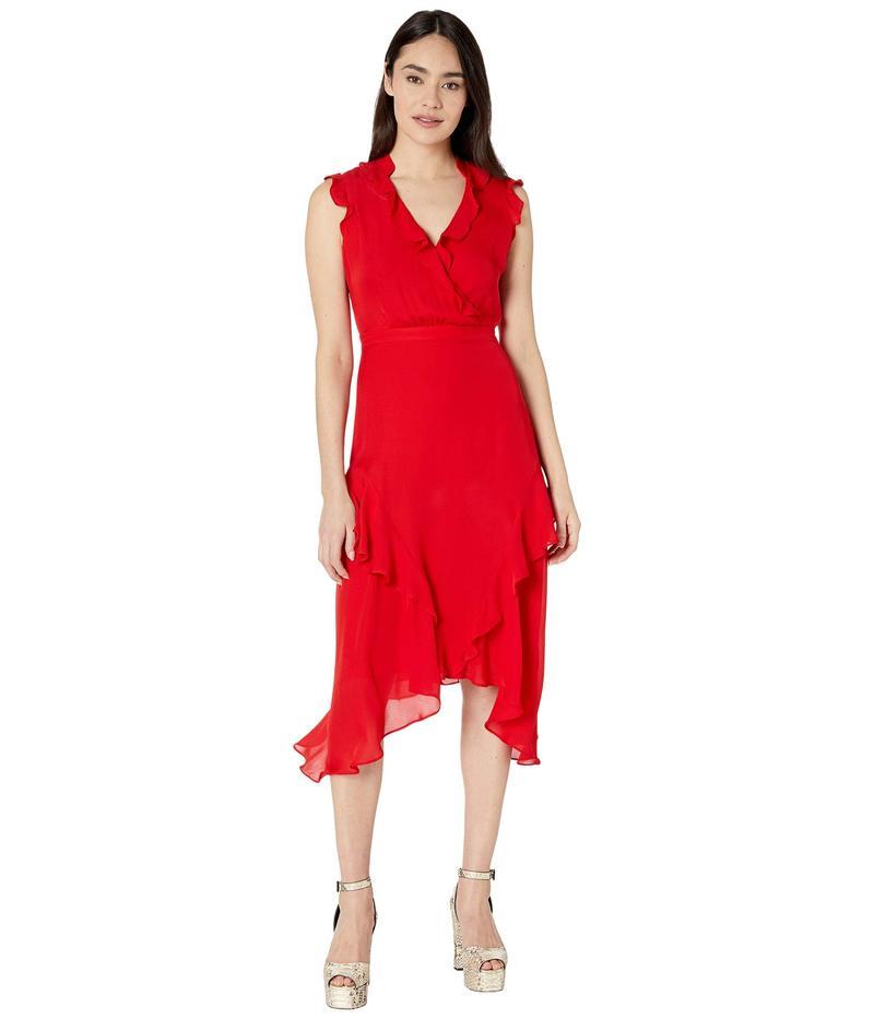 パーカー レディース ワンピース トップス Atlanta Dress Monaco Red