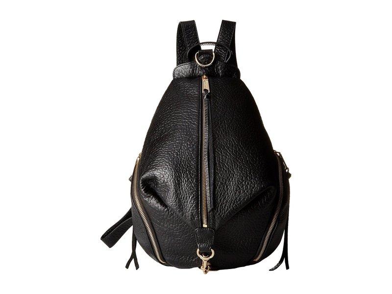 レベッカミンコフ レディース バックパック・リュックサック バッグ Julian Backpack Black 4