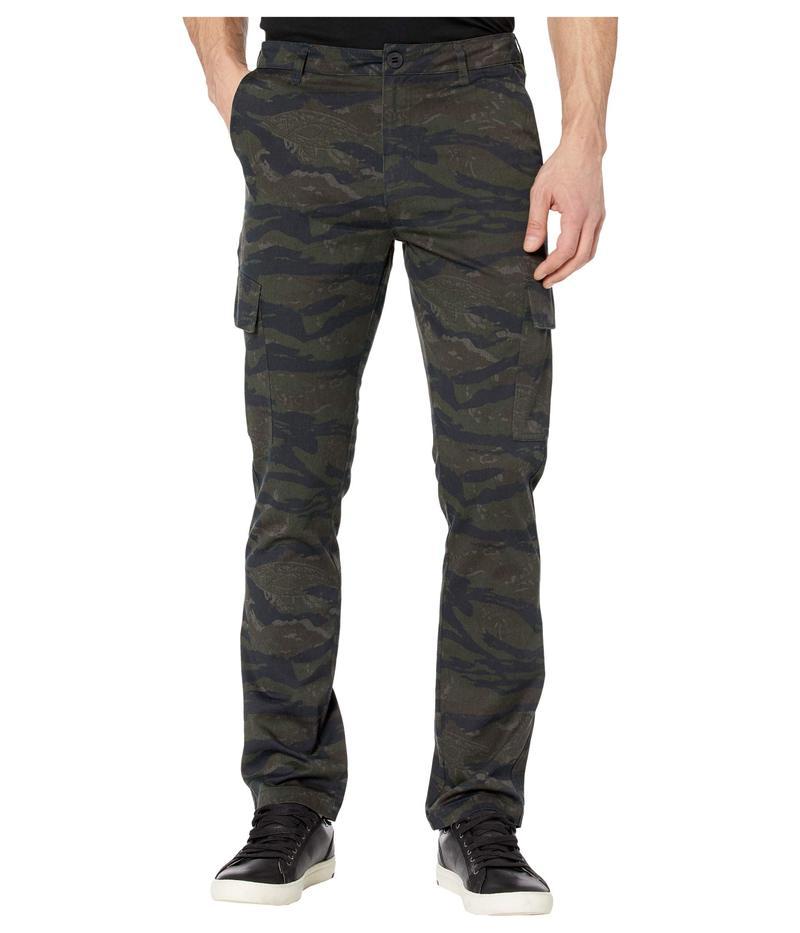 ソルティークルー メンズ カジュアルパンツ ボトムス Cutty Cargo Pants Camo