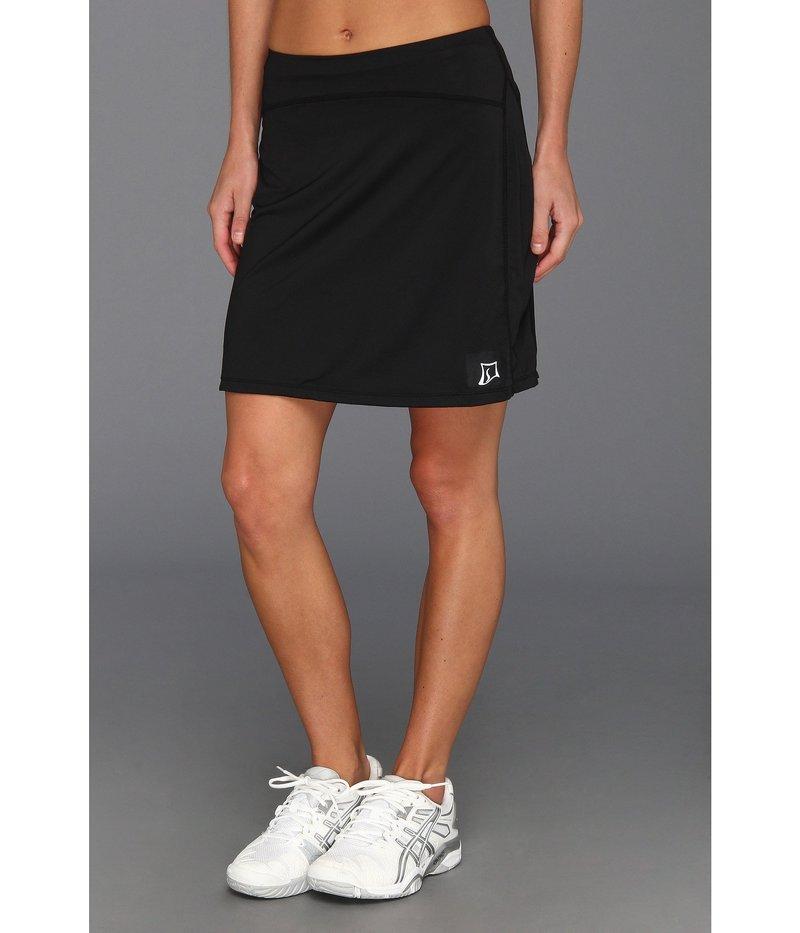 スカートスポーツ レディース スカート ボトムス Happy Girl Skirt Black