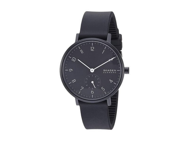 スカーゲン レディース 腕時計 アクセサリー Aaren Kulor - SKW2801 Black