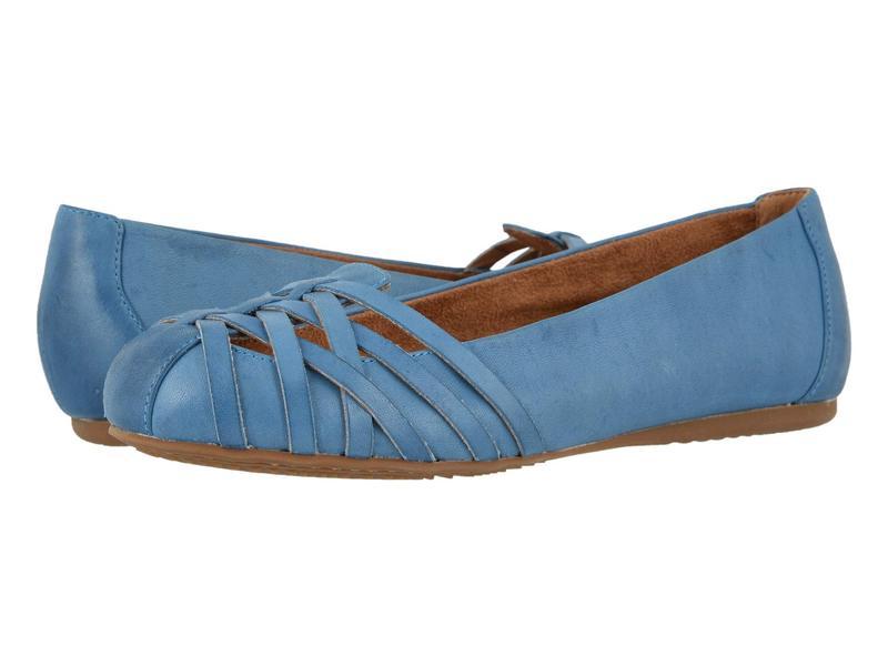 ソフトウォーク レディース サンダル シューズ St. Lucia Blue