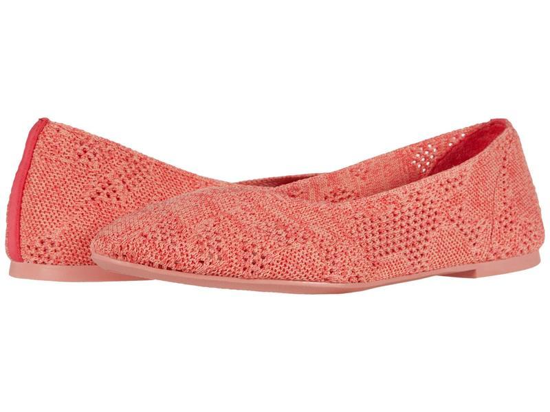 スケッチャーズ レディース サンダル シューズ Cleo - Knitty City Coral