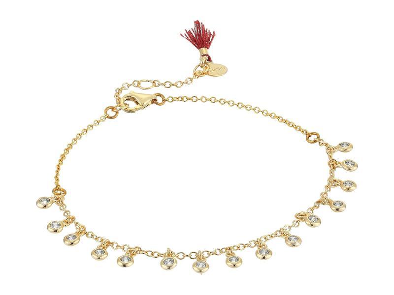 シャシ レディース ブレスレット・バングル・アンクレット アクセサリー Skylar Bracelet Gold