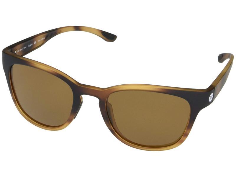 サンスキ メンズ サングラス・アイウェア アクセサリー Topeka - Sport Collection Tortoise Amber