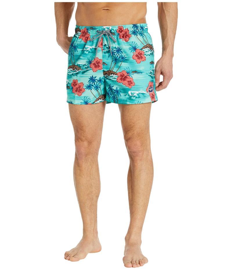 スピード メンズ ハーフパンツ・ショーツ 水着 Seaside Floral Redondo Volley 14