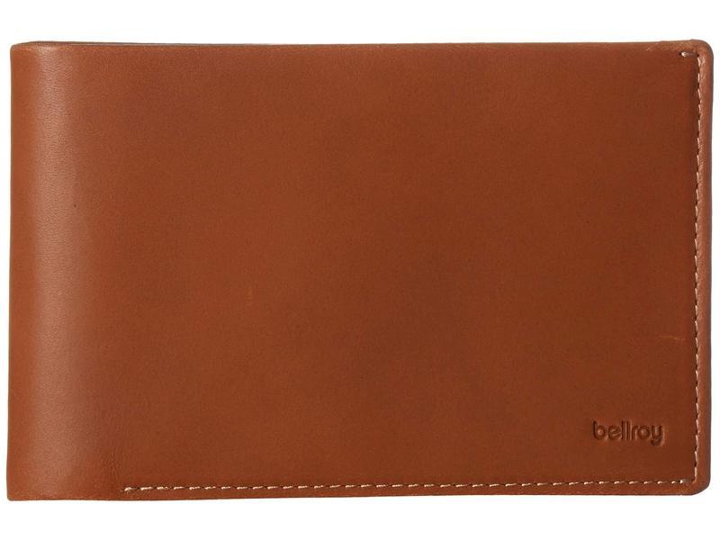 ベルロイ メンズ 財布 アクセサリー Travel Wallet RFID Caramel