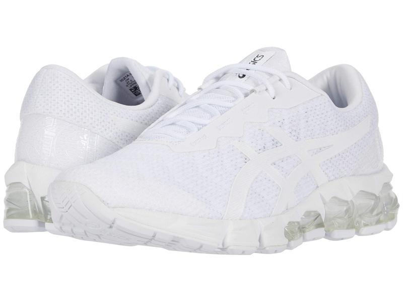 アシックス メンズ スニーカー シューズ GEL-Quantum 180 5 White/White