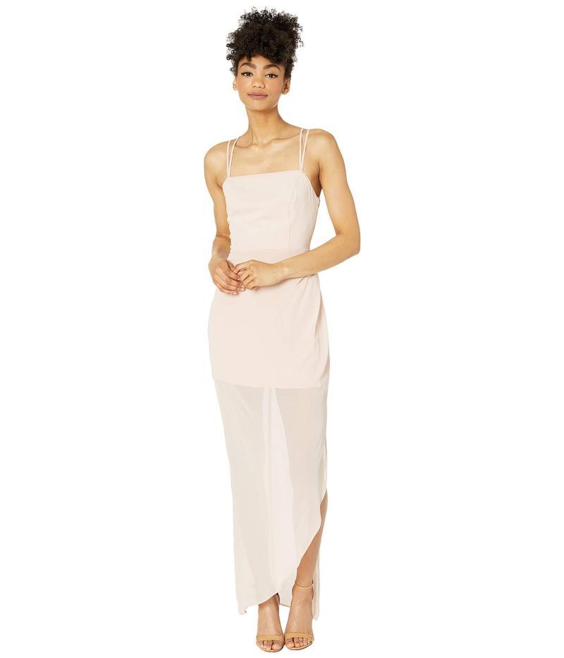BCBジェネレーション レディース ワンピース トップス Evening Strappy Dress - VDW6185701 Rose Smoke