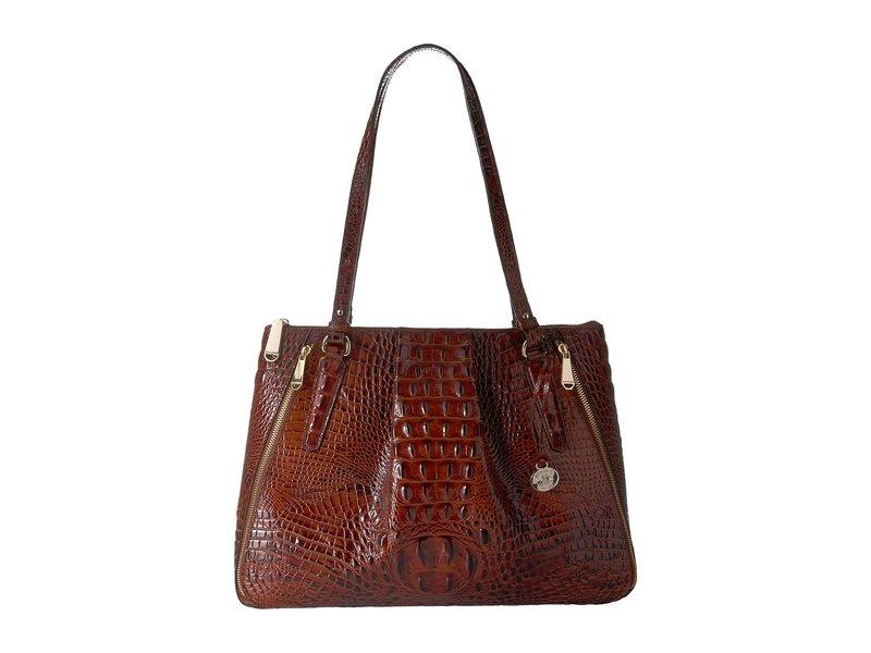 ブランミン レディース ハンドバッグ バッグ Melbourne Adina Bag Pecan