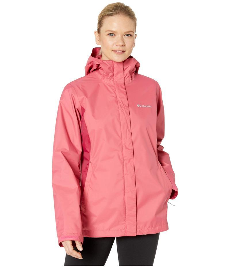 コロンビア レディース コート アウター Arcadia II¢ Jacket Rouge Pink/Red
