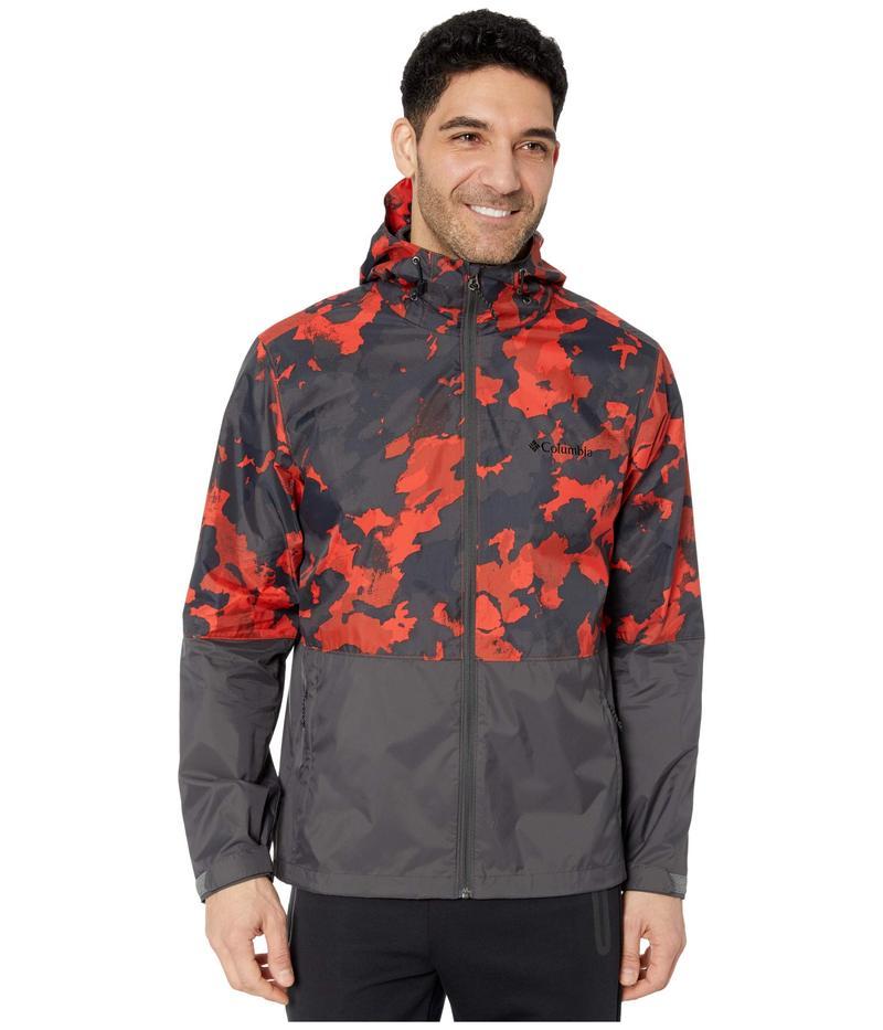 コロンビア メンズ コート アウター Roan Mountain¢ Jacket Carnelian Red/C