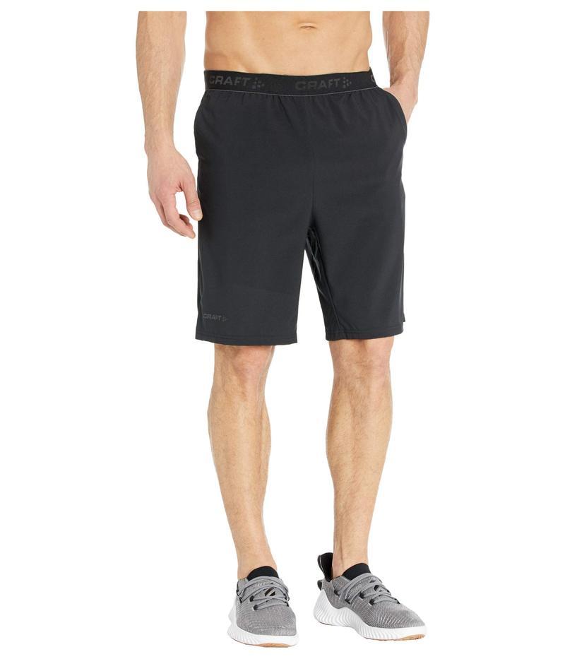 クラフト メンズ ハーフパンツ・ショーツ ボトムス Core Essence Relaxed Shorts Black
