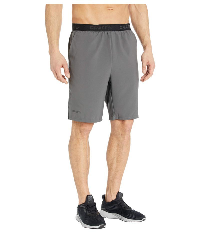 クラフト メンズ ハーフパンツ・ショーツ ボトムス Core Essence Relaxed Shorts Granite