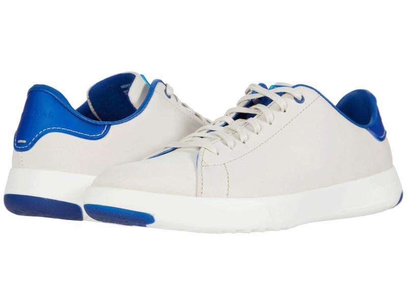 コールハーン メンズ スニーカー シューズ GrandPro Tennis Sneaker Birch/Optic Whi