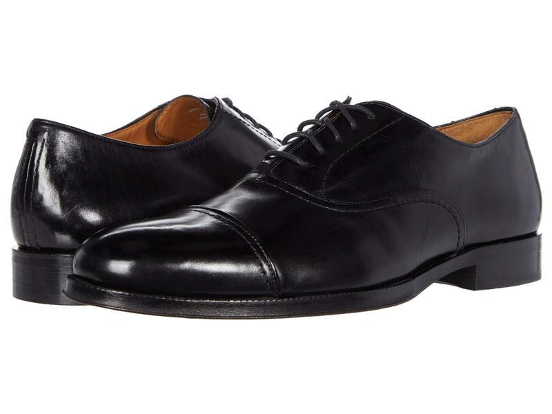 コールハーン メンズ オックスフォード シューズ Gramercy Cap Toe Oxford Black
