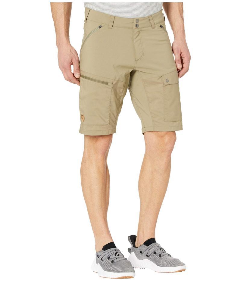 フェールラーベン メンズ ハーフパンツ・ショーツ ボトムス Abisko Midsummer Shorts Savanna/Light O