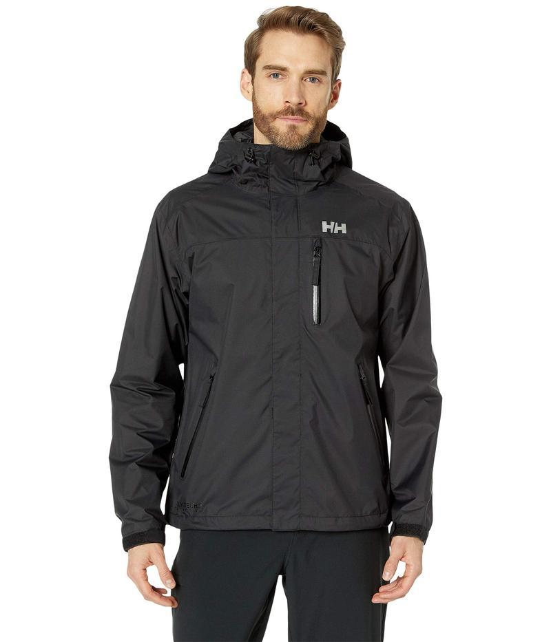 送料無料 祝日 サイズ交換無料 ヘリーハンセン メンズ アウター コート Vancouver Black セールSALE%OFF Jacket