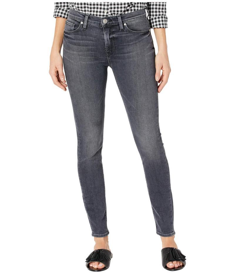 ハドソンジーンズ レディース デニムパンツ ボトムス Nico Mid-Rise Super Skinny Ankle Jeans in Pretty Vacant Pretty Vacant