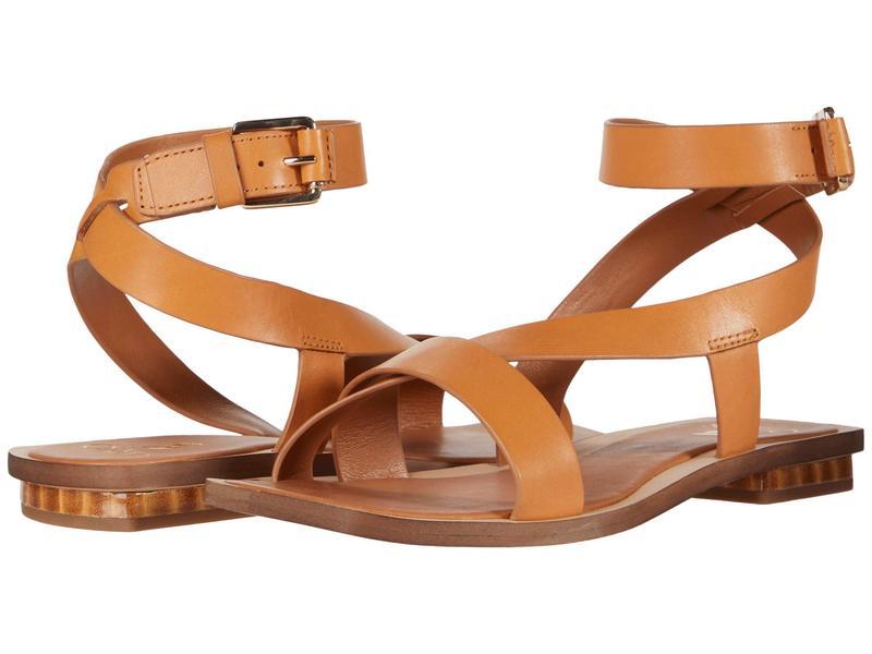 フランコサルト レディース サンダル シューズ Ema by SARTO Camel Leather