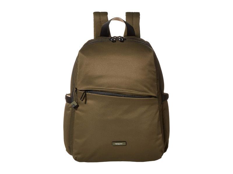 ヘドグレン レディース バックパック・リュックサック バッグ Cosmos Large Backpack Earth Green