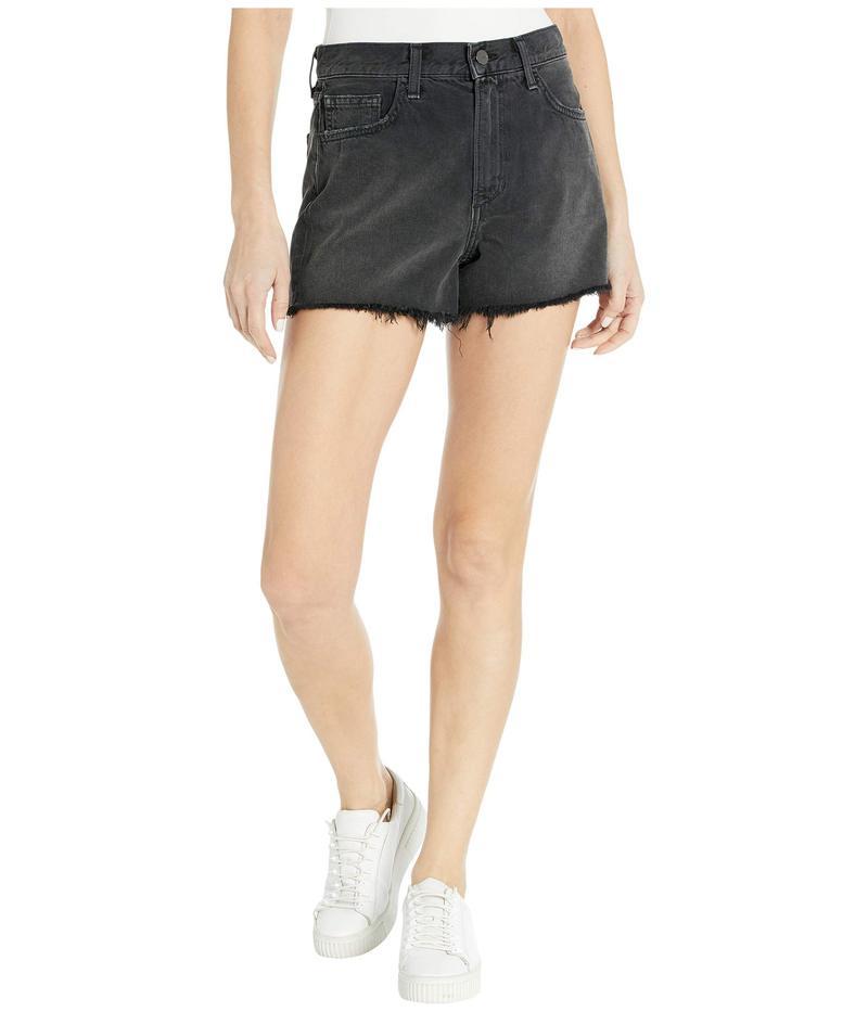 ジョーズジーンズ レディース ハーフパンツ・ショーツ ボトムス Vintage High-Rise Shorts in Overdrive Overdrive