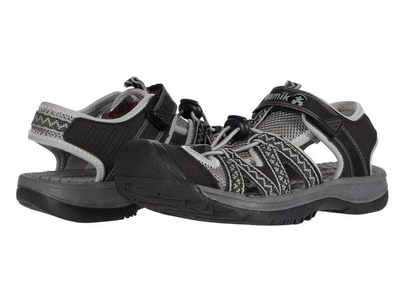 カミック レディース サンダル シューズ Islander2 Black/Charcoal
