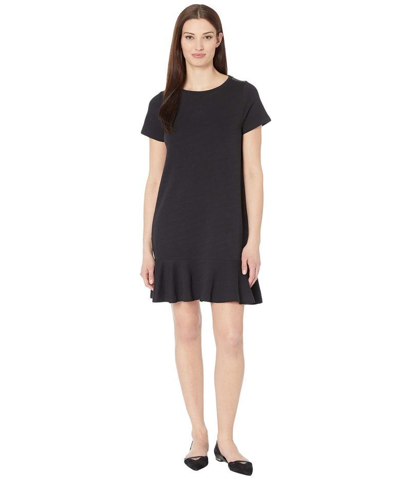 リラピー レディース ワンピース トップス Sweatshirt Dress Black