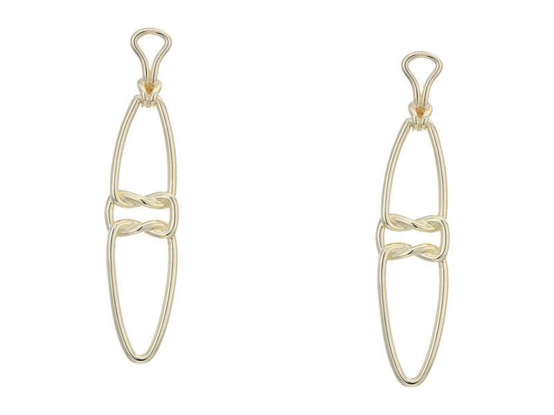 ケンドラスコット レディース ピアス・イヤリング アクセサリー Fallyn Linear Earrings Gold Metal