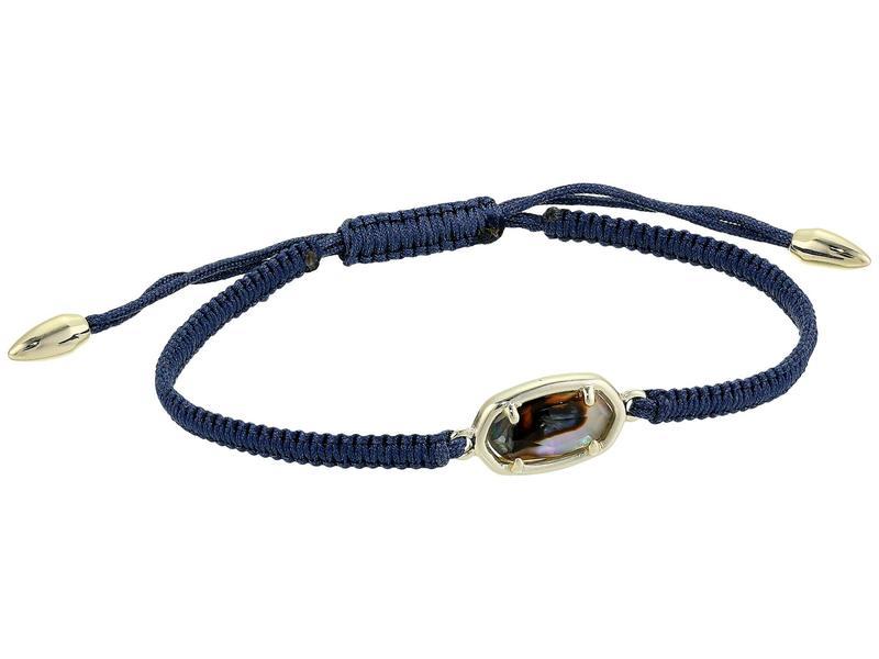 ケンドラスコット レディース ブレスレット・バングル・アンクレット アクセサリー Grayson Friendship Bracelet Gold/Nude Abalo