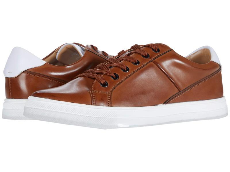 ケネスコール メンズ スニーカー シューズ Easten Sport Sneaker Cognac