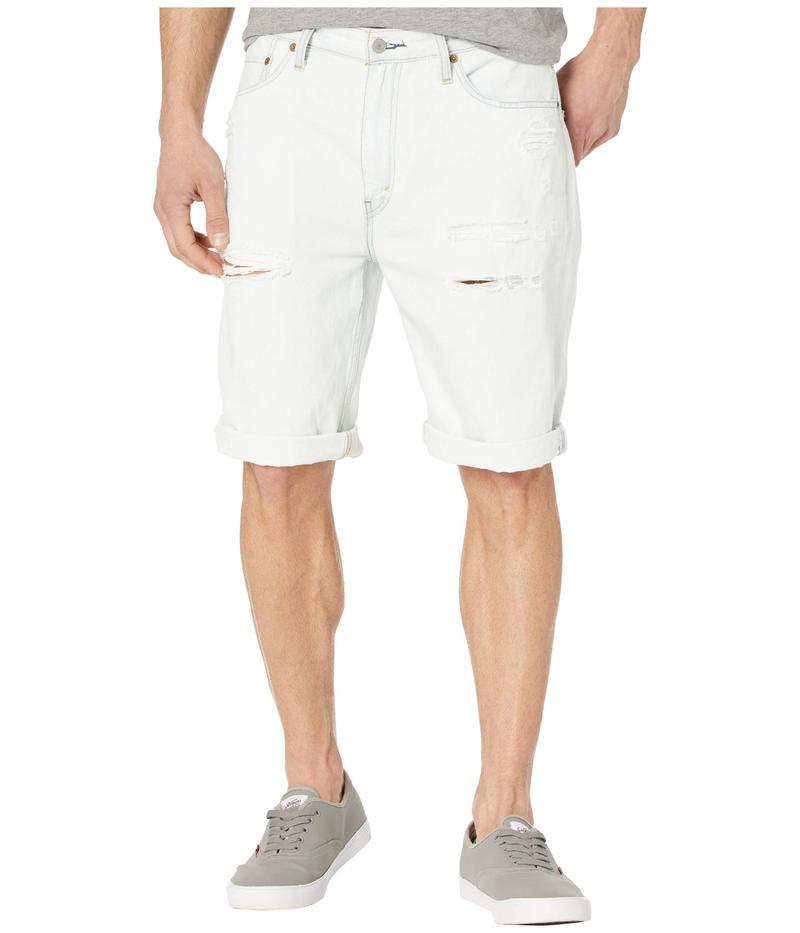 リーバイス メンズ ハーフパンツ・ショーツ ボトムス 502¢ Regular Taper Fit Shorts Colby Destructe