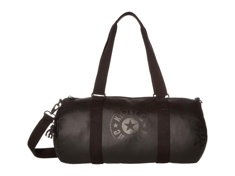 キプリング レディース ボストンバッグ バッグ New Classics Onalo Duffel Bag Raw Black