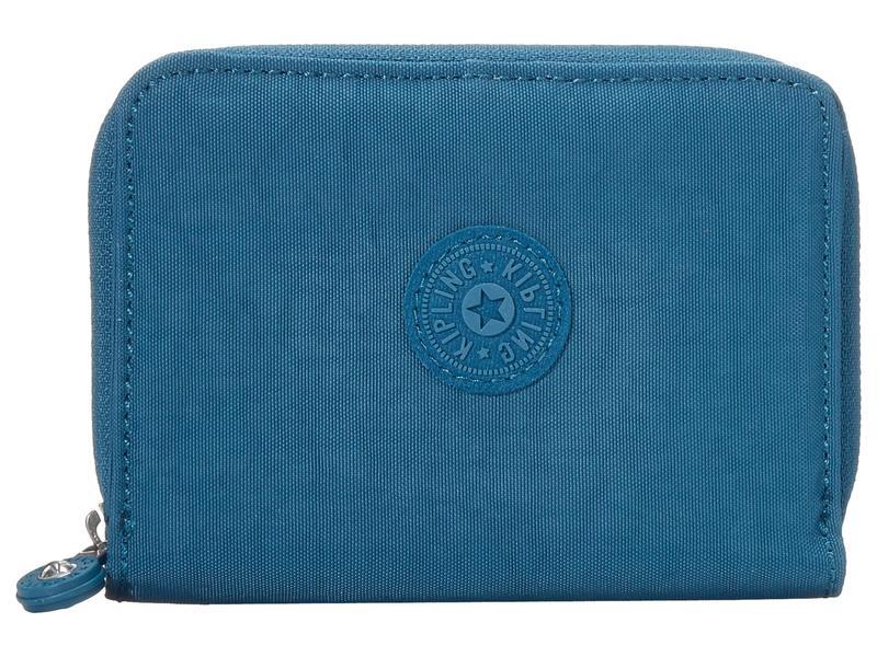 キプリング レディース 財布 アクセサリー Money Love RFID Wallet Mystic Blue