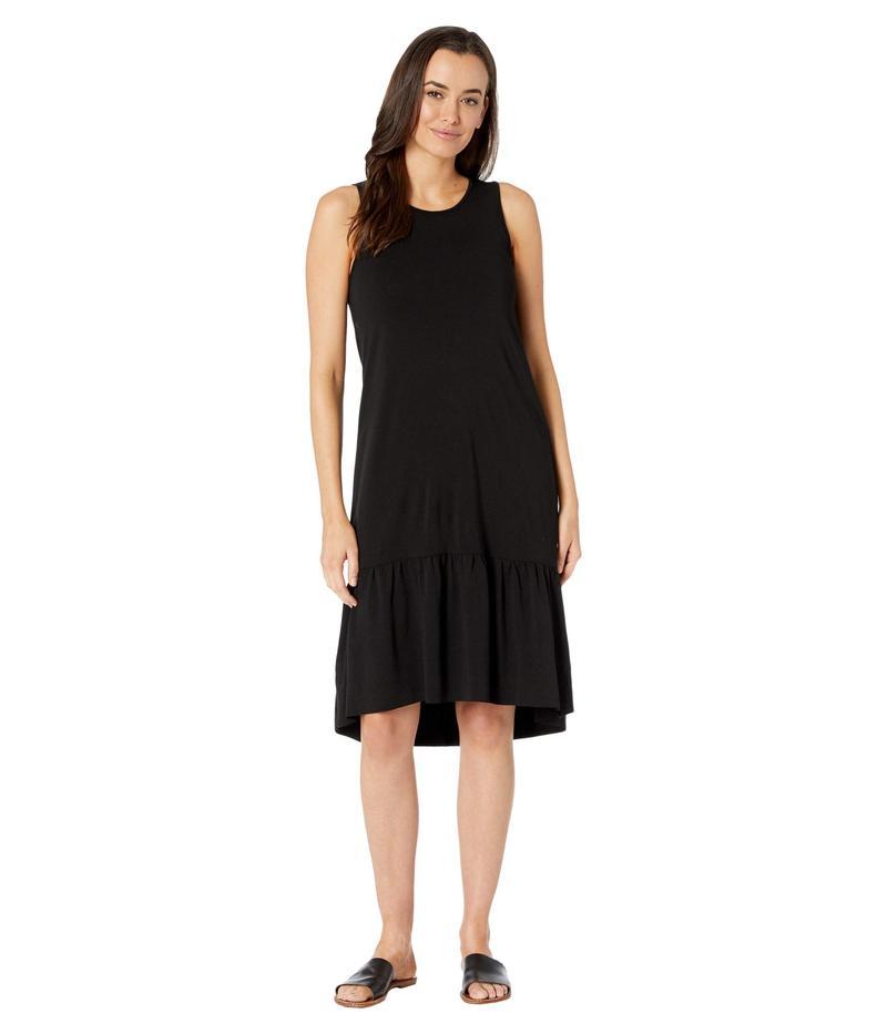リラピー レディース ワンピース トップス Peplum Dress Black