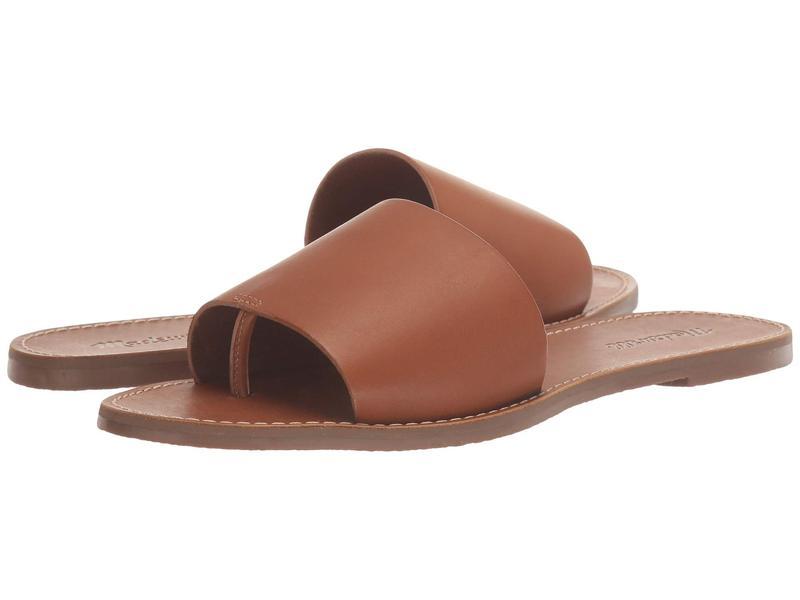 メイドウェル レディース サンダル シューズ Boardwalk Post Slide Sandal English Saddle