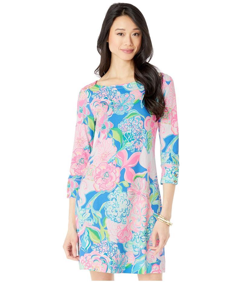 リリーピュリッツァー レディース ワンピース トップス UPF 50+ Sophie Dress Multi Peony For