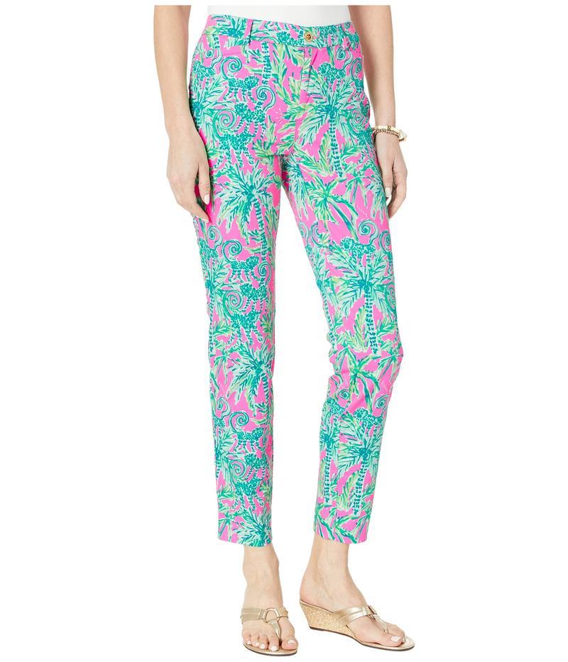 リリーピュリッツァー レディース カジュアルパンツ ボトムス Kelly High-Rise Skinny Pants Prosecco Pink H