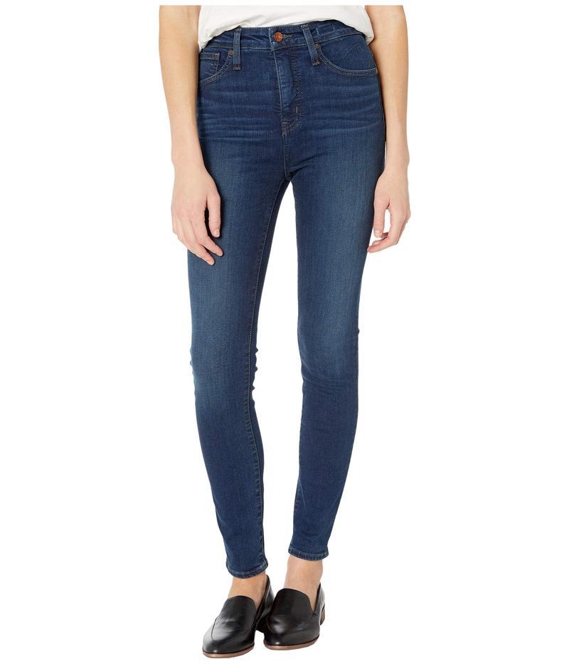 メイドウェル レディース デニムパンツ ボトムス Curvy High Rise Skinny Jeans in Hayes Hayes Wash