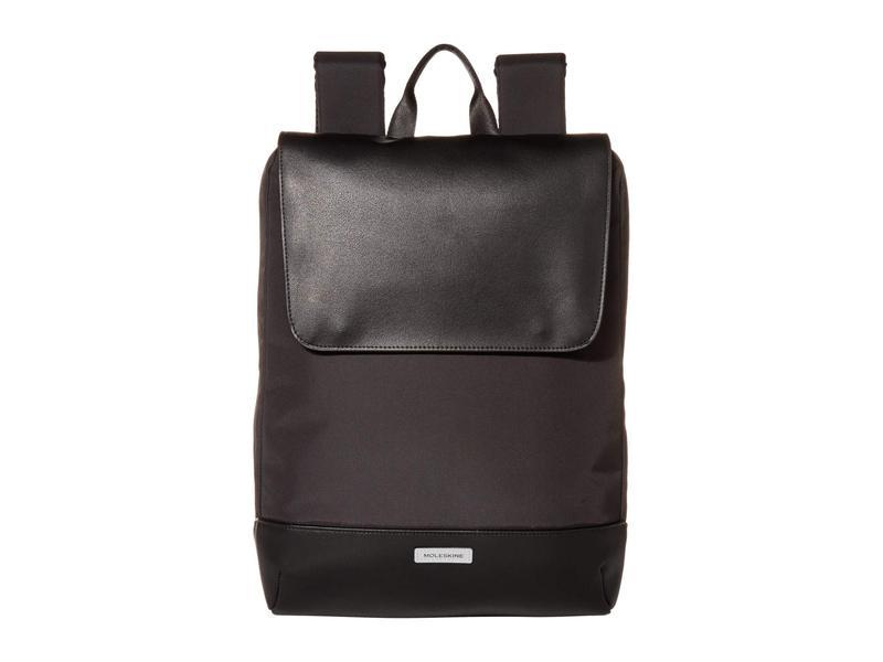 モレスキン メンズ バックパック・リュックサック バッグ Metro Slim Backpack Black